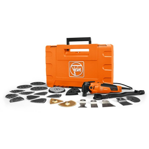 Fein Multimaster Top Kit with Accessories  240v