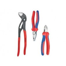 Plier Set with polished heads