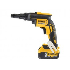 Dewalt Brushless Self-Drilling Screwdriver 18V 2 x 5.0Ah Li-Ion