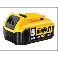 Dewalt Slide Battery Pack 18V 5.0Ah Li-Ion