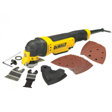 Dewalt Corded Multi-Tool with Bag 300W 240V