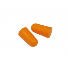 Tapered Foam Earplugs (6 Pairs)