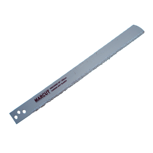 "MARCUT BRILLIANT 20"" / 500mm CARBIDE GRIT HACKSAW BLADE"