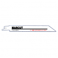 "MARCUT SABRE SAW BLADES 8"" 18TPI 
